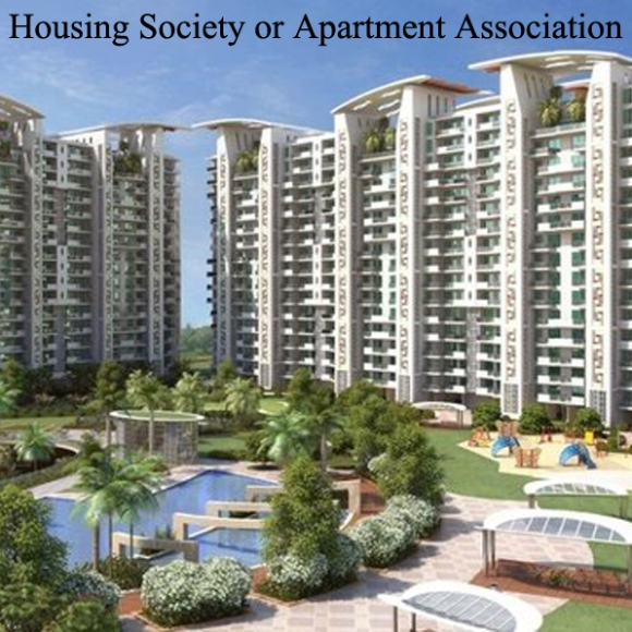 Housing Society or Apartment Association