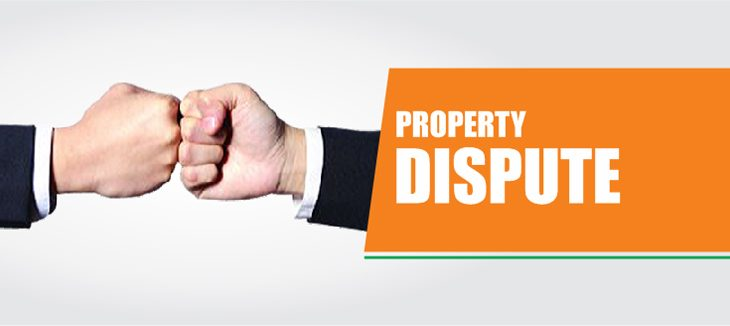 Property Dispute in India